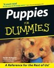 Puppies for Dummies - A must-read for the soon-to-be puppy owner book.